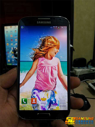 Leaked GalaxyS4 007