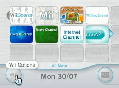 wii channel
