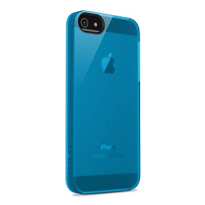 Shield Sheer Matte case for iPhone 5C Topaz