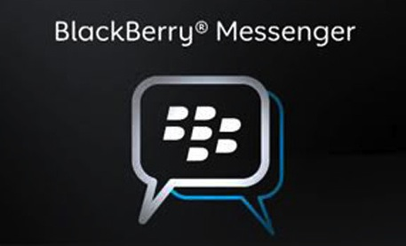 blackberry messenger logo