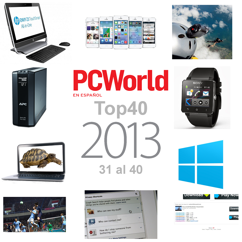 PCWEE Top40 2013 4 low