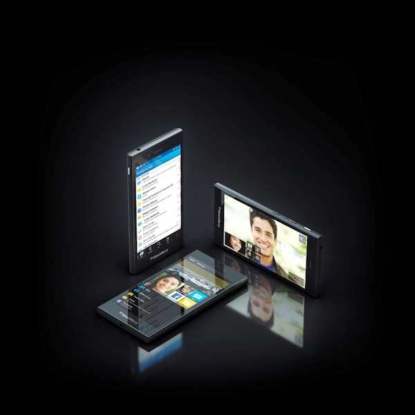 BlackBerry Z3 multiple devices