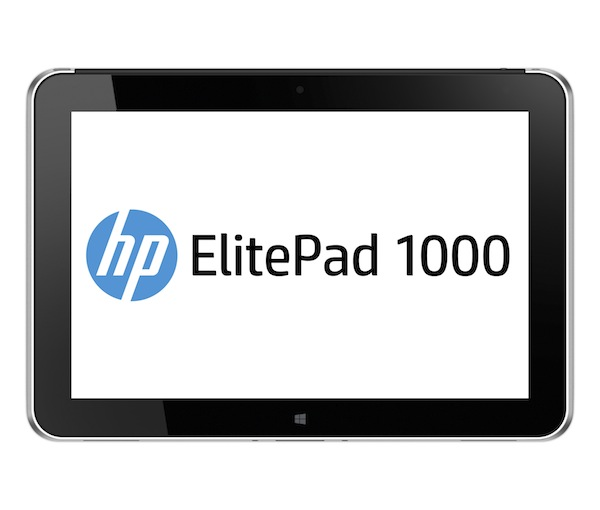 HP ElitePad 1000 G2 front