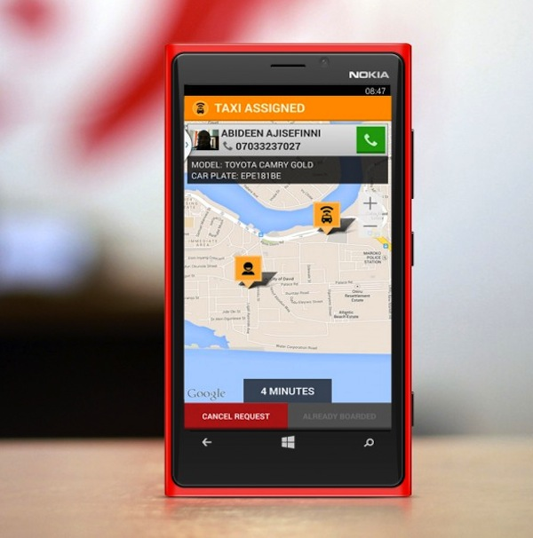 easytaxi-windows-phone