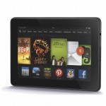 Kindle Fire HDX 7 mañana disponible con AT&T