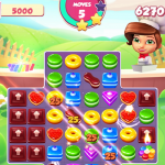 Pastry Paradise disponible para iOS, Android y Windows Phone
