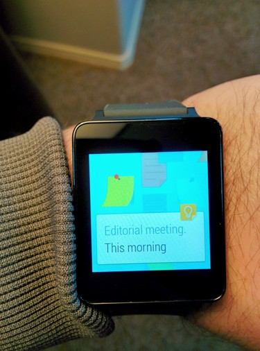 Google Keep mandará recordatorios a tu Android Wear