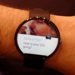 BlackBerry Messenger tendrá soporte en Android Wear