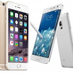 Duelo de phablets: Galaxy S6 Edge+ Vs iPhone 6 Plus ¿Cuál es mejor?