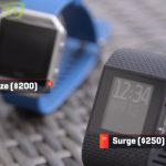Reseña: monitores Fitbit Blaze vs Fitbit Surge [VIDEO]