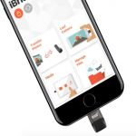 iBridge 3 de Leef, almacenamiento hasta 256GB para iPhone