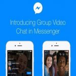 Facebook Messenger estrena video llamadas grupales