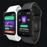 Snowy, la aplicación de Spotify para Apple Watch